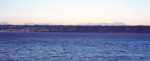 Pics from Sequim while awaiting ferry