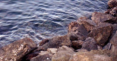 Rocks, big rocks