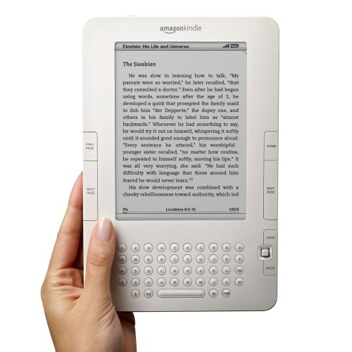 Amazon Kindle 2 full