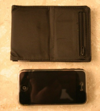 Skinny Wallet iPhone comparison