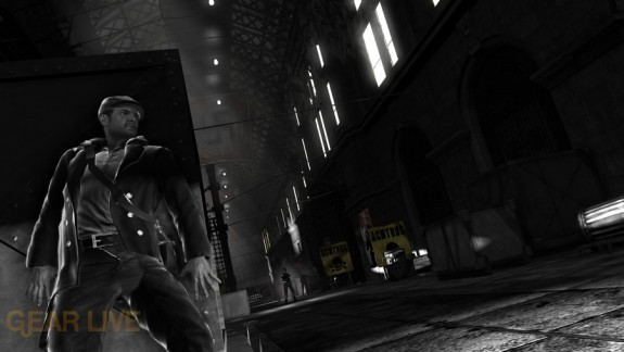 Saboteur screenshot 1