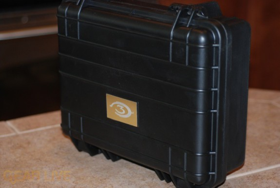 The Halo 3 Briefcase