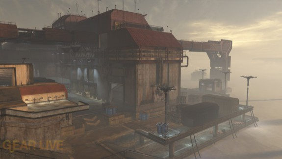 Halo 3: ODST Longshore Mythic Map 1