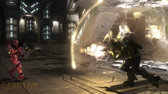 Halo 3: ODST Citadel Mythic Map 2