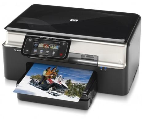 HP Photosmart Premium with Touchsmart Web 2