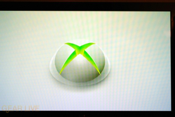 New Xbox Experience: Booting