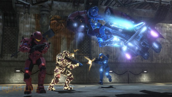 Halo 3: ODST Longshore Mythic Map 3