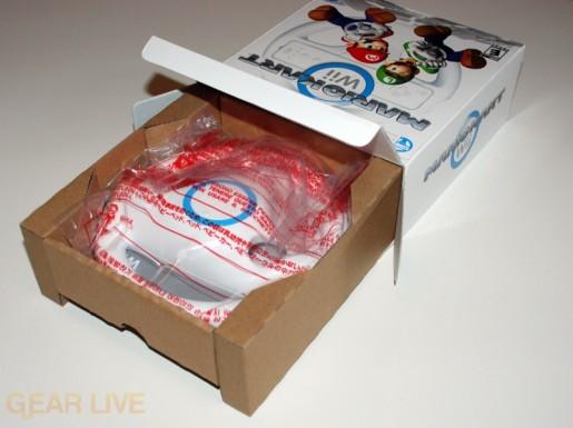 Mario Kart Wii: Wii Wheel