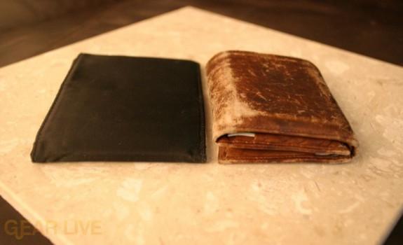Skinny Wallet vs. Traditional Wallet