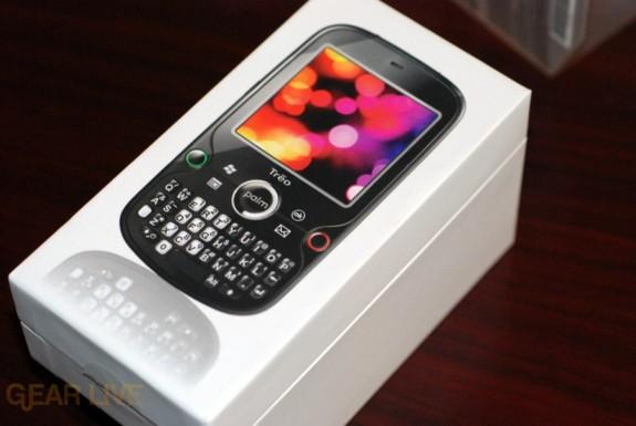 Palm Treo Pro box front