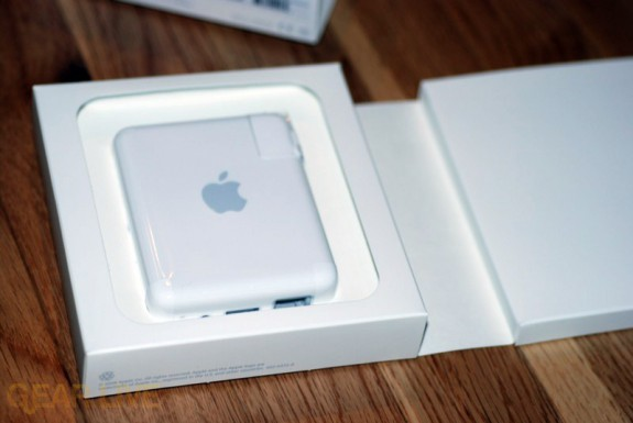 AirPort Express 802.11n in box