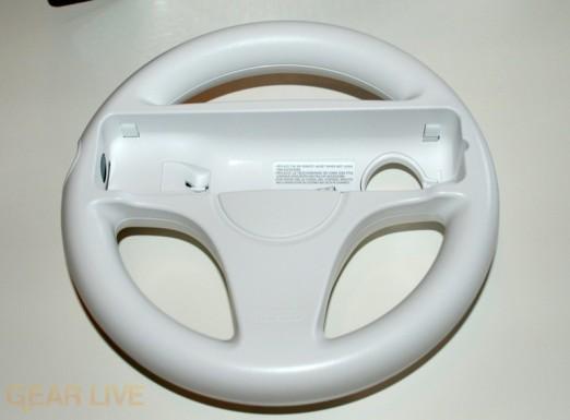 Wii Wheel Empty