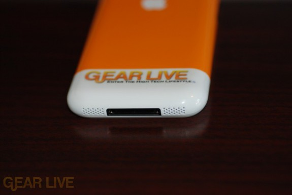 Gear Live iPhone Dock connector