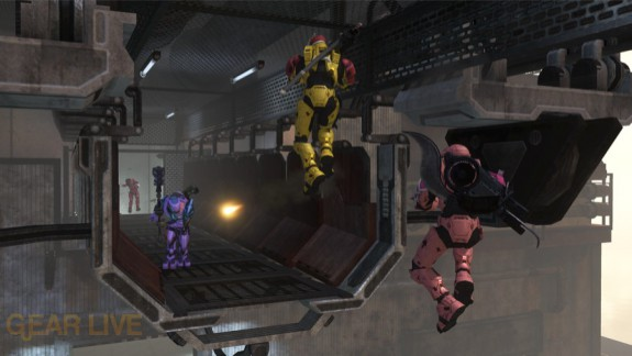 Halo 3: ODST Longshore Mythic Map 6