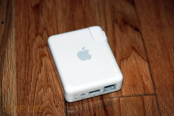 AirPort Extreme 802.11n wireless router