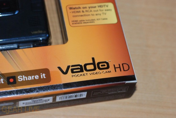 Creative Vado HD box bottom