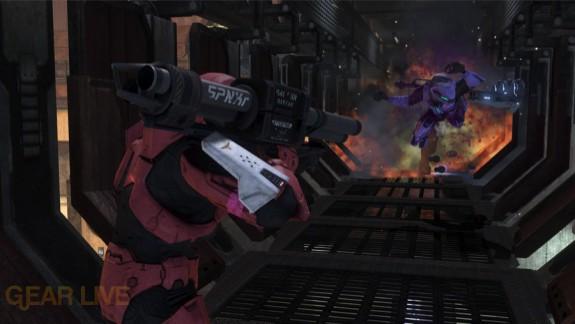 Halo 3: ODST Longshore Mythic Map 7