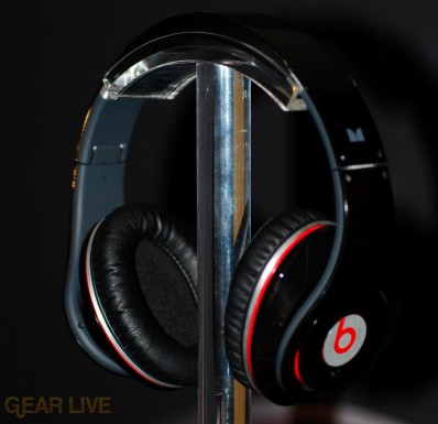 Another View of Beats by Dr. Dre Headphones