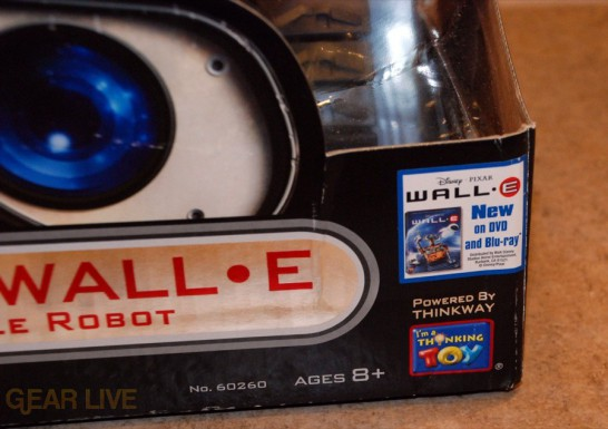 Ultimate Control Wall-E offer