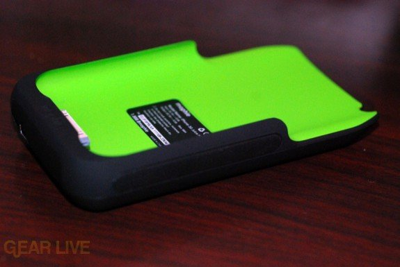 Mophie Juice Pack 3G side