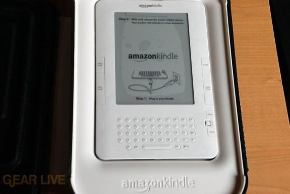 Kindle 2 revealed!