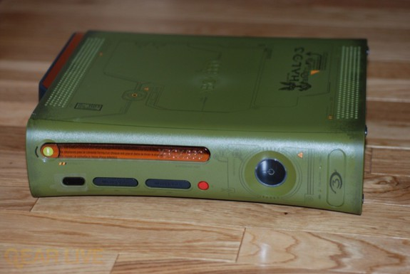 Full View of Xbox 360 Halo 3 Special Edition