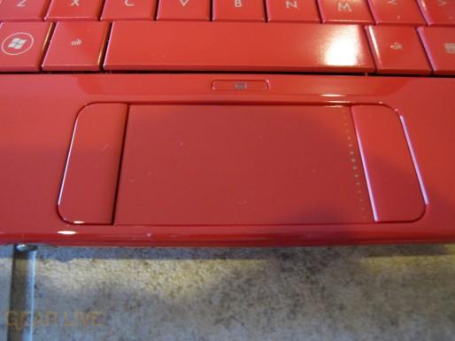 Vivienne Tam HP Mini trackpad