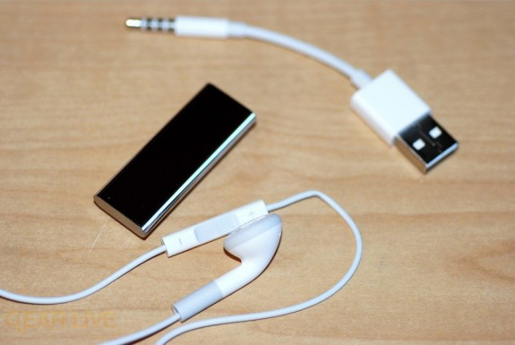 iPod shuffle Special Edition unboxed