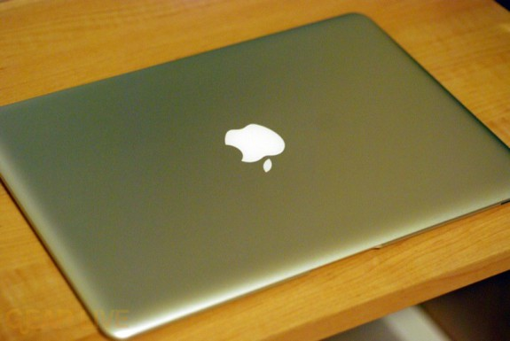MacBook Air unwrapped