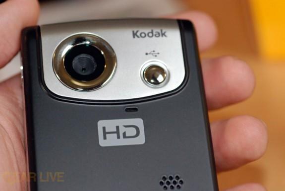 Kodak Zi6 lens