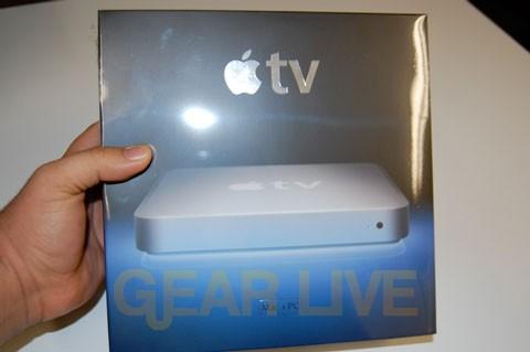 The Apple TV Box