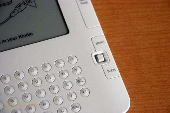Kindle 2 joystick