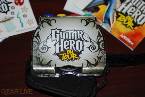Guitar Hero: On Tour Grip front