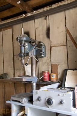 HP Garage drill