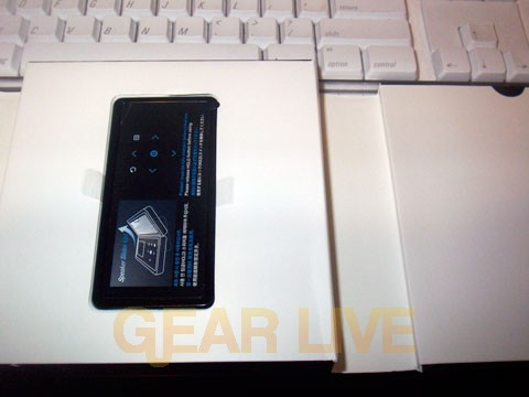 Samsung YP-K5 In Box