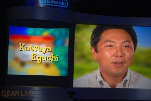 Nintendo E3 08: Katsuya Eguchi
