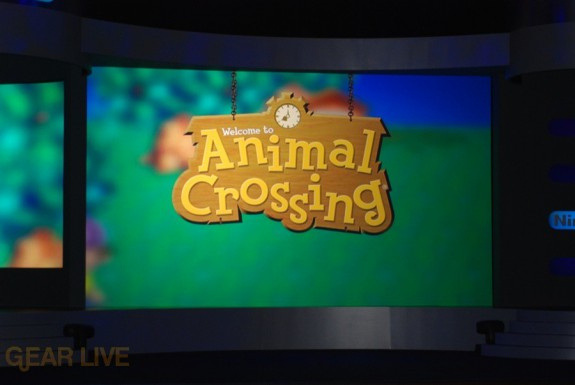 Nintendo E3 08: Animal Crossing