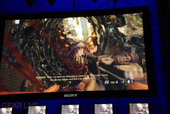E308 Sony Briefing Resistance 2 screenshot 9