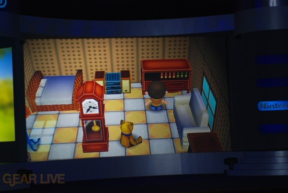 Nintendo E3 08: Animal Crossing City Folk screenshot