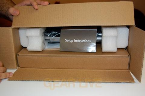 HP TX1000 Setup Information