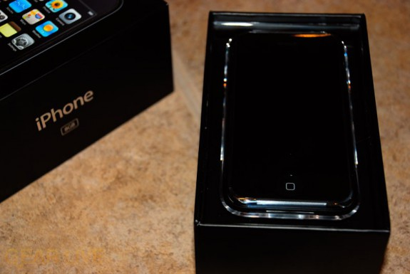 iPhone Revealed In Box