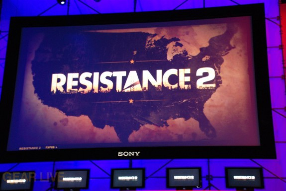 E308 Sony Briefing Resistance 2 screenshot 15