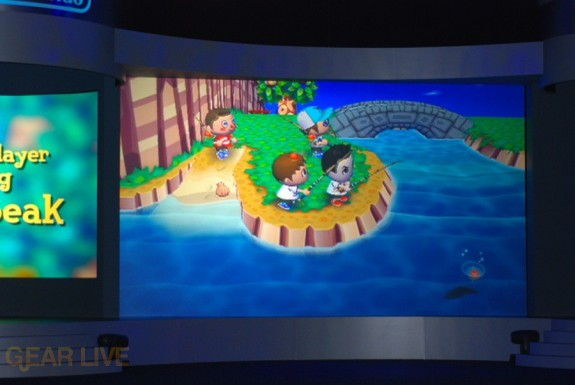 Nintendo E3 08: Animal Crossing City Folk screenshot 4
