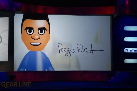 Nintendo E3 08: Reggie Fils-Aime Mii
