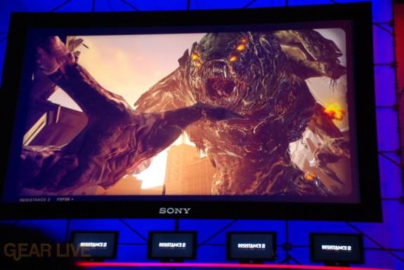 E308 Sony Briefing Resistance 2 screenshot 16