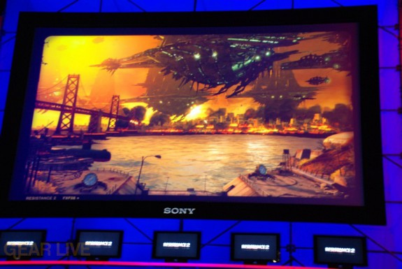 E308 Sony Briefing Resistance 2 screenshot 17