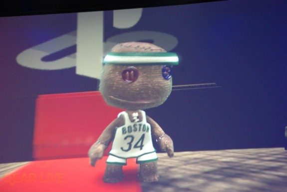 E308 Sony Briefing LittleBigPlanet Sackboy 2