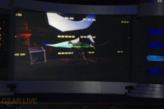 Nintendo E3 08: Clone Wars Wii screenshot