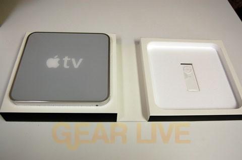 The Apple TV Revealed