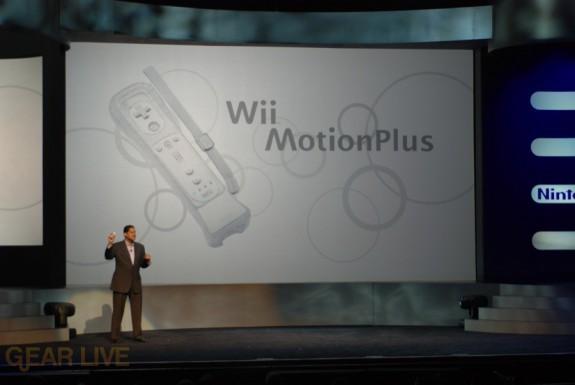 Nintendo E3 08: Wii MotionPlus 2